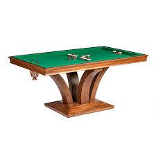 treviso rectangular bumper pool table w 2 piece dining top u2013 darafeev