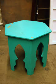 Moroccan Side Table Turquoise Moroccan Style Side Table X5