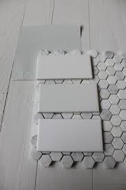 69 best tile images on pinterest white subway tiles bathroom