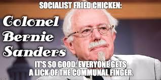 Colonel Sanders Memes - colonel bernie sanders memes imgflip