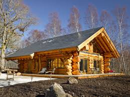 log house invergarry holiday cabin ever dreamed of a real luxury log cabin