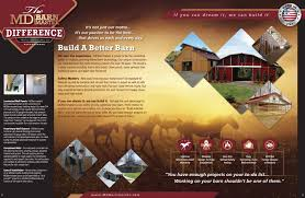Plans To Build A Barn Md Barnmaster Build Your Dream Barn With Md Barnmaster Barn