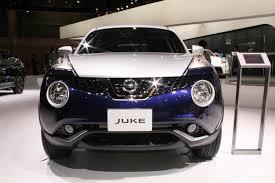 nissan juke xenon headlights 2015 nissan shows off personalized juke program in tokyo