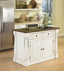 Kitchen Islands With Granite Amazon Com Home Styles 5021 94 Monarch Kitchen Island With