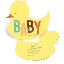 duck baby shower invitations rubber ducky baby shower ideas pear tree