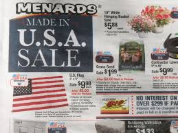 s bayfield almanac 5 09 11 menards made in america sale and