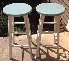 Shabby Chic Stools by Shabby Chic Wooden Bar Stools For Sale In Seneca South Carolina