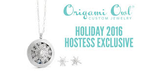 origami owl holiday 2016 hostess exclusive youtube