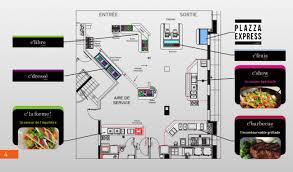 plan d une cuisine de restaurant appel d offre restauration d entreprise le lavoisier pour gfk
