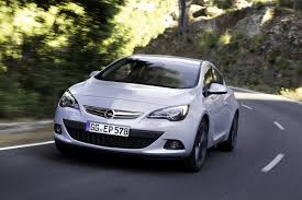 opel astra gtc gets new 1 6 sidi turbo engine delivers 6 1 l 100 km
