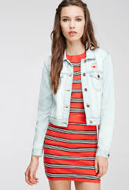 light distressed denim jacket forever 21 distressed denim jacket where to buy how to wear