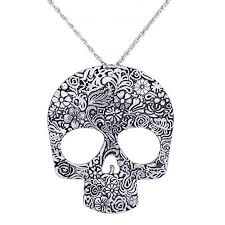 necklace skull images Skull necklace jpg