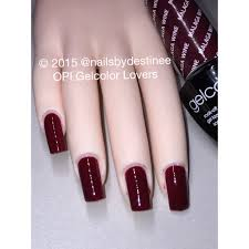 the sirens collection u2013 opi gelcolor lovers
