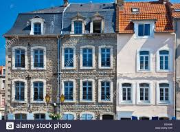 different architectural styles of houses around the place godefroy