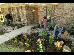 Plant Flower Garden - how to plant a flower bed in clay soil this old house youtube
