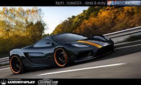 mclaren f1 concept world team battle u002712 on autemo deviantart
