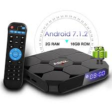 android model 2018 model goobang doo abox a1 max android 7 1 tv box review top