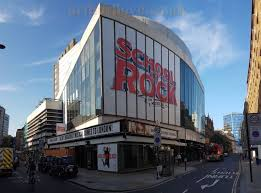 The Winter Garden Theater - the new london theatre drury lane and parker street london