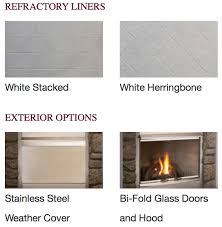 Superior Fireplace Glass Doors by Astria Polaris Superior Vre 4300 Outdoor Vent Free Gas Fireplace