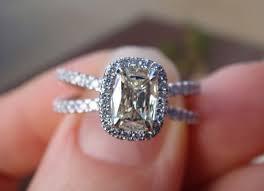 henri daussi engagement rings of the week henri daussi split shank ring pricescope