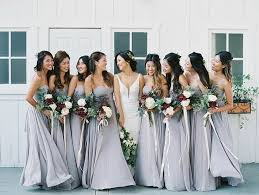 light gray bridesmaid dresses gray bridesmaid dresses best 25 grey bridesmaid dresses ideas on