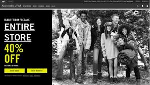 abercrombie fitch black friday 2016 ad find the best