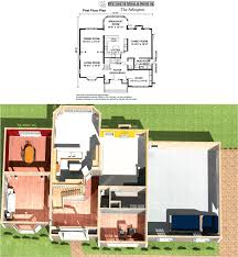 arlington modular colonial home plan room addition floor plan