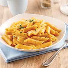 cuisiner courge butternut pennes sauce crémeuse au parmesan et courge butternut soupers