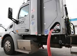 luxury semi trucks fiat chrysler spends 40 million on natural gas parts truck
