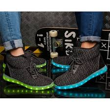 light up shoes for adults men 11 colors led light up shoes usb flashing sneakers for men women
