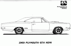 dodge charger classic car coloring pages classic car coloring