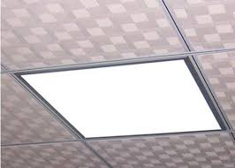 commercial lighting ultra thin led panel light 48w square panel
