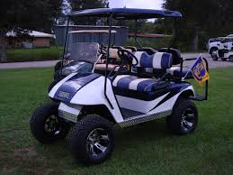 ags golf carts custom lsu golf cart golf cart pinterest golf