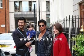 Shahrukh Khan House Shahrukh Khan Spotted In London Pinkvilla