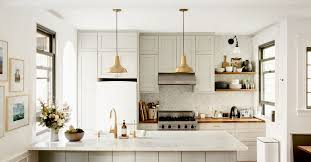 kitchen ideas with white washed cabinets modern farmhouse kitchen ideas to try in your home curbed