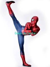Civil War Halloween Costume War Concept Spiderman Costume 3d Spandex Cosplay Halloween Costume