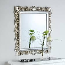 specchi con cornice specchio da parete di design con cornice decorata marsy 98x98 cm