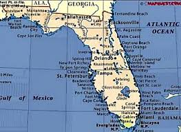 map of west coast of florida map of the west coast of florida my