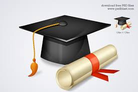high school graduation caps free high school graduation icon psdblast