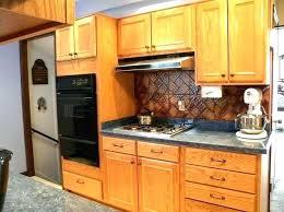 Modernizing Oak Kitchen Cabinets Hardware For Oak Cabinets Kitchen Oak Black And Honey Darker