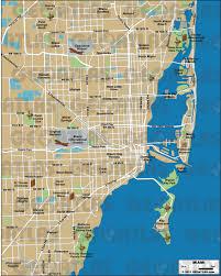 Florida City Map Miami Map Usa Map Guide 2016