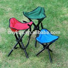 Small Fold Up Camping Chairs Small Three Legs Foldable Camping Chair Buy Foldable Camping