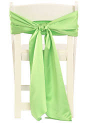 Wedding Chair Sashes Details Different Ways To Tie Chair Sashes