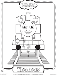 free printable coloring pages for kids birthdays thomas