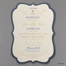 Beauty And The Beast Wedding Invitations 7 Best Wedding Invitations Images On Pinterest Disney Weddings