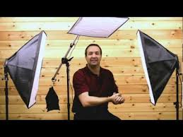 best softbox lighting for video three point lighting video softbox lighting tutorial youtube
