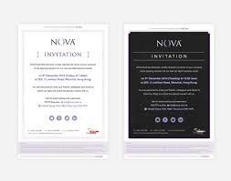 Business Inauguration Invitation Card Sample Chicle Communications Online Shop Mobile Website Facebook
