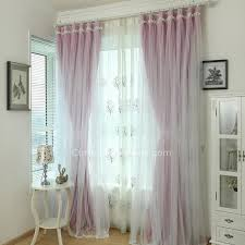 blackout curtains childrens bedroom wholesale patterned punching eyelet curtains girls bedroom