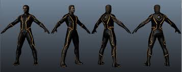 Tron Halloween Costume Light Up by The Tdkr Batsuit Discussion Thread Vi Archive Page 4 The