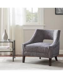 Mushroom Chair Walmart Amazing Deal On Whitney Mushroom Velvet Accent Chair Multi